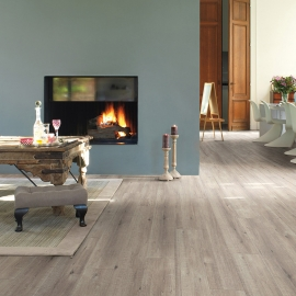QUICK-STEP IMPRESSIVE SAW CUT OAK GREY