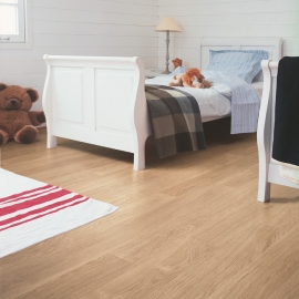 QUICK-STEP ELIGNA WHITE VARNISHED OAK