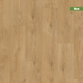 CLIX LAMINATE PLUS MORAINE NATURAL OAK
