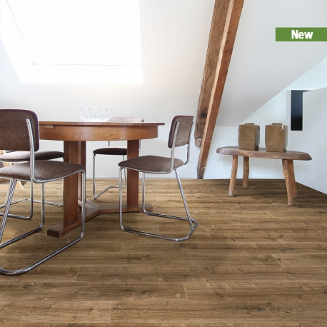 CLIX LAMINATE GINGER OAK