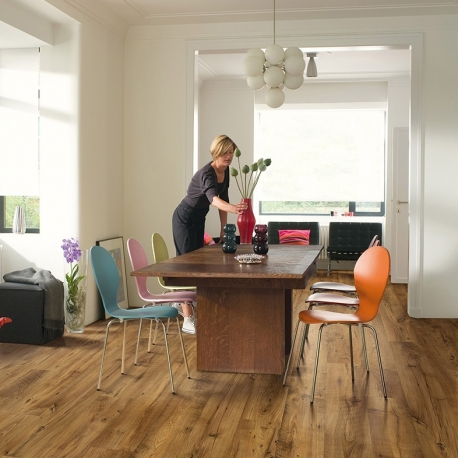 QUICK-STEP ELIGNA WIDE RECLAIMED CHESTNUT ANTIQUE, PLANKS