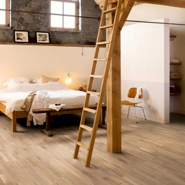 QUICK-STEP VARIANO CHAMPAGNE BRUT OAK EXTRA MATT, MULTI-STRIP
