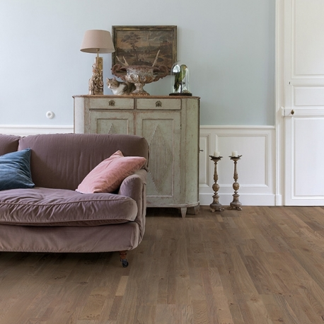 QUICK-STEP VARIANO ROYAL GREY OAK EXTRA MATT, MULTI-STRIP